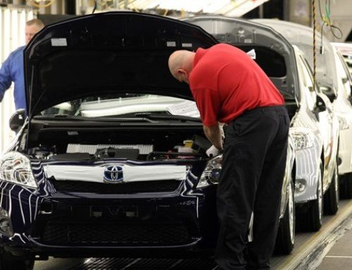 UK manufacturing sector decline ends amid increased political stability